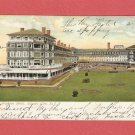 1906 BRIGHTON HOTEL ATLANTIC CITY NEW JERSEY COLOR POSTCARD
