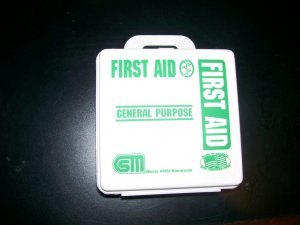 6PW-GP-GENERAL PURPOSE FIRST AID KIT