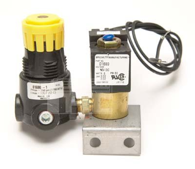 stop arm solenoid and valve part number S681