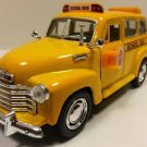 1950 CHEVROLET CARRYALL SUBURBAN MODEL