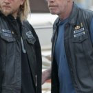 THE SONS of ANARCHY VEST FOR LESS  -  MADE IN USA $169