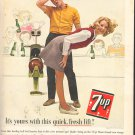 Need Ally Oop its yours with 7Up Cola Vintage AD Magazine Print Ad 1963