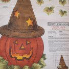 Daisy-Kingdom-Tin-Hat-Jack-O-Lantern-Panel-Fabric-Pumpkin-Halloween-Craft