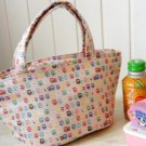 Free Shipping Japanese Kawaii Insulated Lunch Bag - little owl
