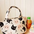Free Shipping Japanese Kawaii Insulated Lunch Bag - Cats