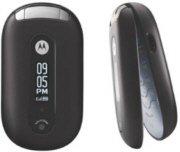 Motorola U6 PEBL Black