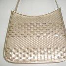 Gold/Bronze Shoulder Bag. Day Or Evening Wear New
