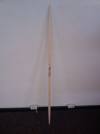 Hickory Long Bow U-finish