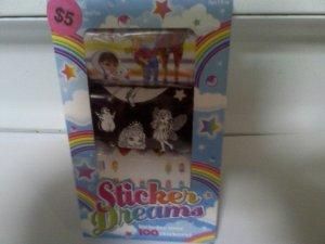 Sticker Dreams