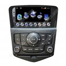 Chevrolet Cruze GPS DVD Player with Digital Touchscreen