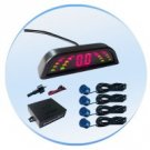 Car Reverse Parking Radar + LED display + 4 sensors