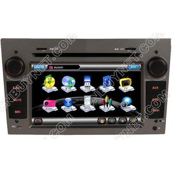Opel Combo Utility GPS Navigation DVD Radio, Ipod, TV