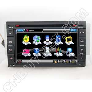 Hyundai i20 GPS DVD Players with Digital Screen