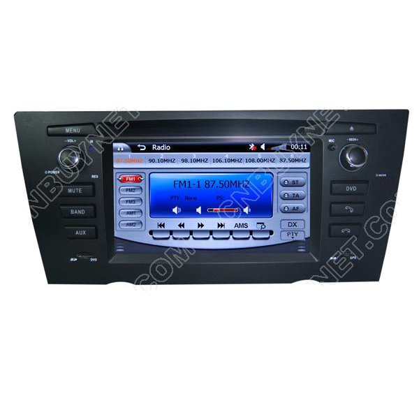 2007-2011 BMW E82 GPS Navigation DVD Player with Radio, TV, iPod