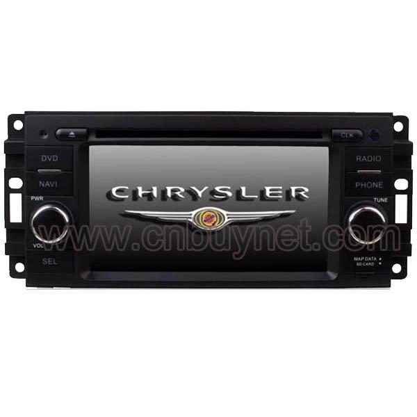 chrysler 300c 2008 2011 navigation gps dvd player radio. Black Bedroom Furniture Sets. Home Design Ideas