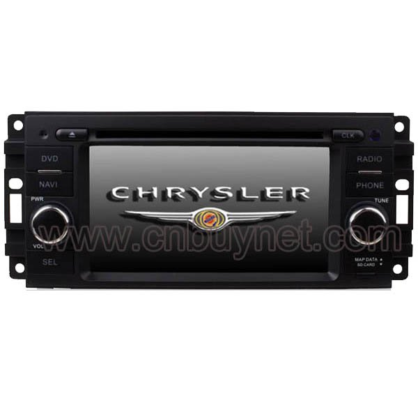 CHRYSLER 300C 2008-2011 Navigation GPS DVD Player,Radio