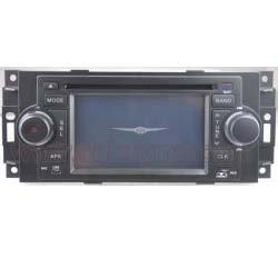 CHRYSLER 300M 2005-2007 Navigation GPS DVD player,Radio