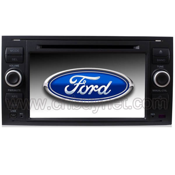 Ford Fiesta 2005- 2007 GPS Navigation DVD Player, Radio, Ipod