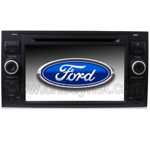 FORD FOCUS 2005 - 2007 GPS Navigation DVD Player, Radio, Ipod