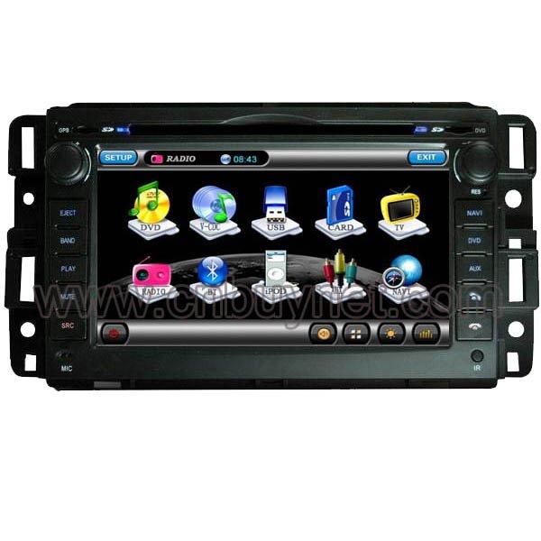 gmc 2008 2010 navigation gps dvd player multimedia radio