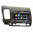 Honda Civic 2006 - 2011 GPS Navigation DVD Player, TV