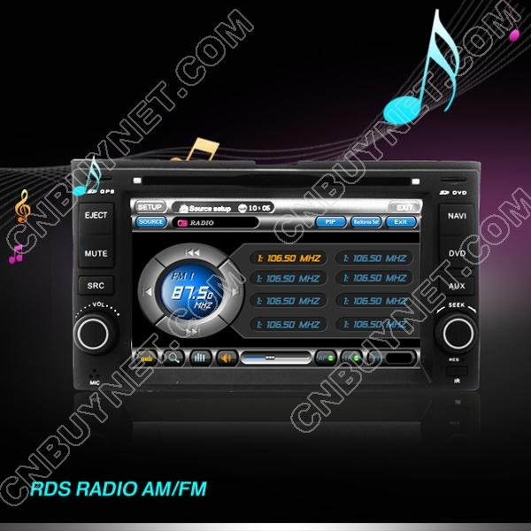 Kia Sportage DVD Player,with GPS Navigation,Audio Multimedia