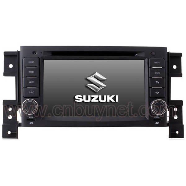 2007- 2011 Suzuki Grand Vitara Navigation GPS DVD Player, Radio,