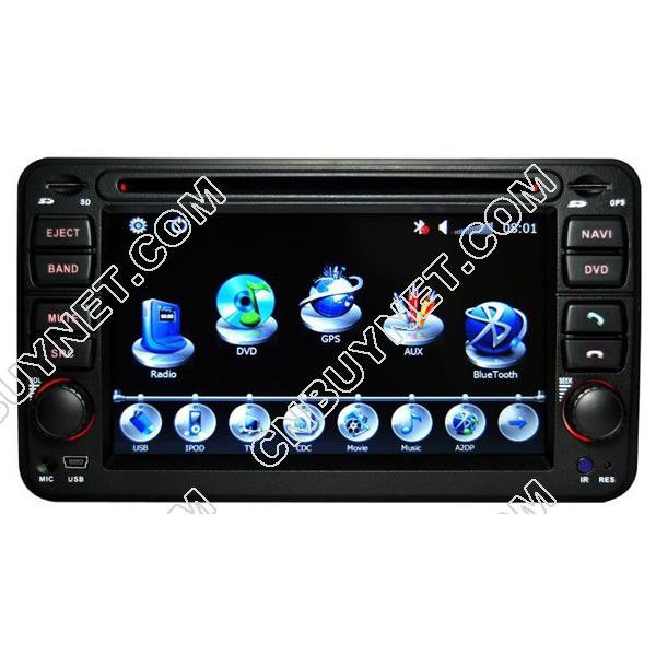 Suzuki Jimny 2006-2011 DVD GPS player with Navigation iPod Bluet