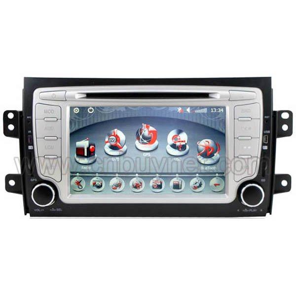 2006-2011 Suzuki SX4 Navigation GPS DVD Player, Radio, Ipod