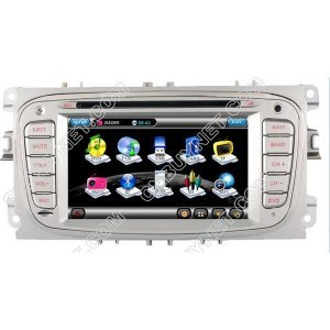 2008-2010 Ford Focus GPS Navigation DVD Player,Radio,TV,CAN BUS