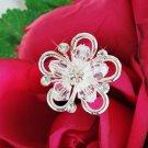 Crystal Flower Bouquet Jewelry BQ-213