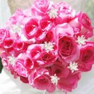 Swarovski Crystal Bouquet Jewelry