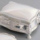 Square Victorian Jewelry Box 22023