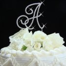 Large Initial Cake Top Jewelry