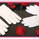 Child Nylon Wrist Length Gloves