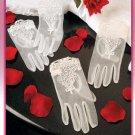 Child's Embroidered Sheer Gloves GL Child 202