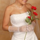 Formal or Bridal Gloves Style GL70001-2W