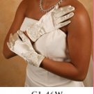 Formal or Bridal Gloves Style GL46W