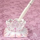 Pink Princess Wedding Pen Set PS 455
