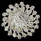 Crystal Bridal Brooch 3171