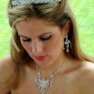Couture Tiara & Choker Jewelry Set NE 7300 & HP 7095