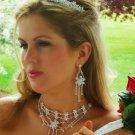 Couture Matching Jewelry & Tiara Set NE 7301 & HP 7095