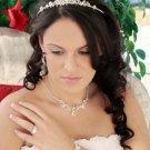 Valentine Bridal Headpiece & Jewelry Set HP 7806 NE 7806 B 7806