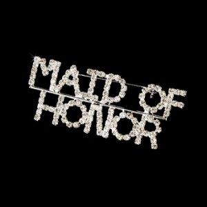 Brooch 9009 Maid of Honor