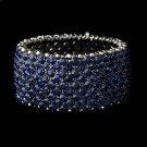 Navy Blue Stretch Bracelet 1330