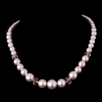 Necklace 7361 Pink