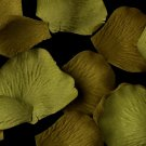 Olive Green Rose Petals (100 Count) #101