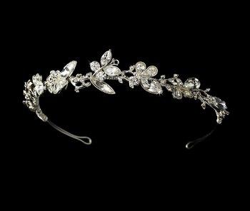 Butterfly Bridal Headband HP 8123