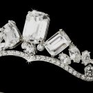 Silver Princess Rhinestone Majesty Bridal Tiara HP 8277