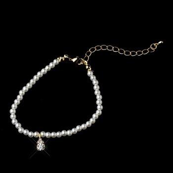 Child's Gold Ivory Bracelet B-401